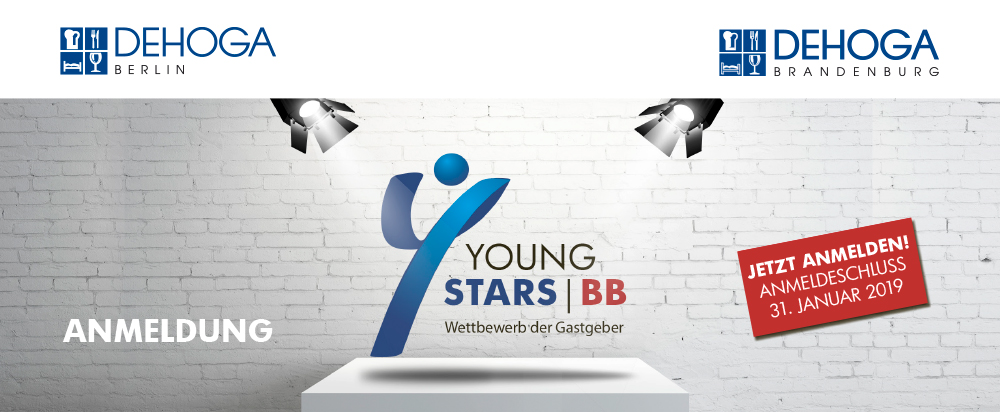 Logo DEHOGA Youngstars